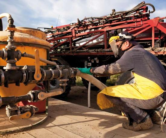 Perform maintenance on tools and equipment