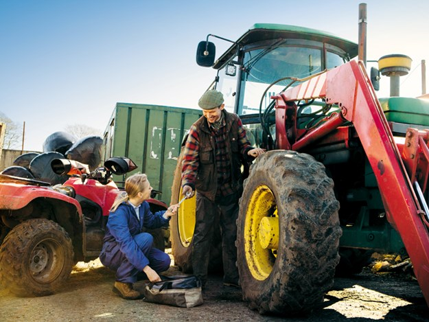 Tractor Mainenance