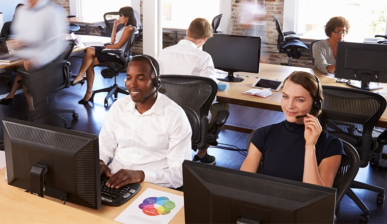 Contact Centre Operations NQF 3