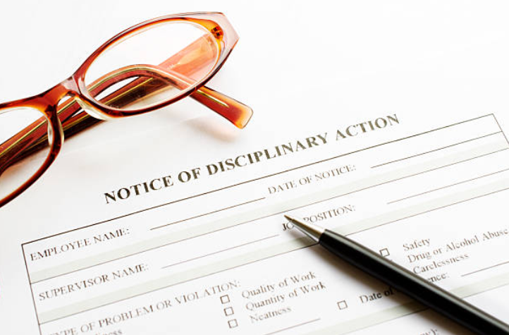 Disciplinary Procedures (Investigating and Presiding Officer)