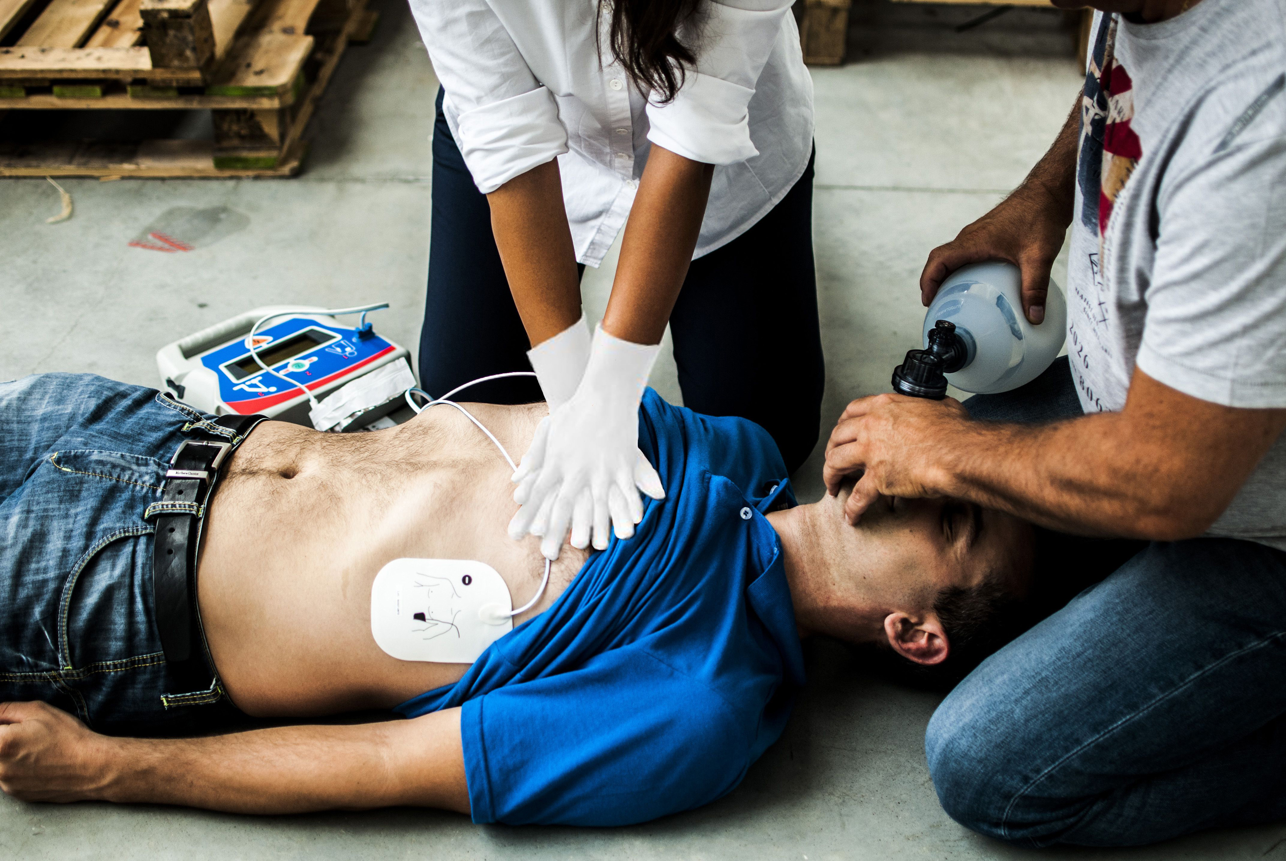Provide Risk-Based Primary Emergency Care/ First aid in the workplace - L2