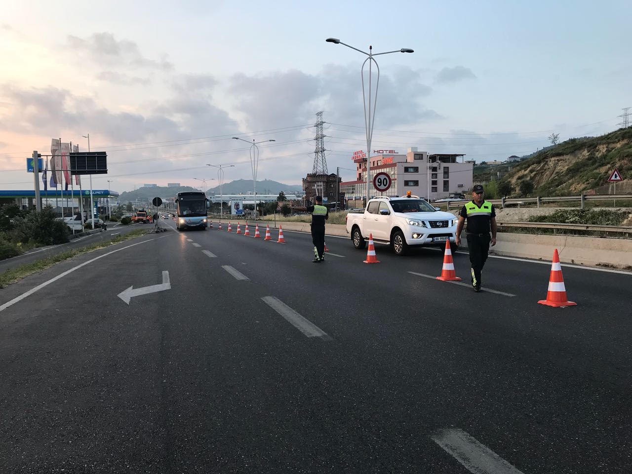 Road Transport Supervision NQF 4